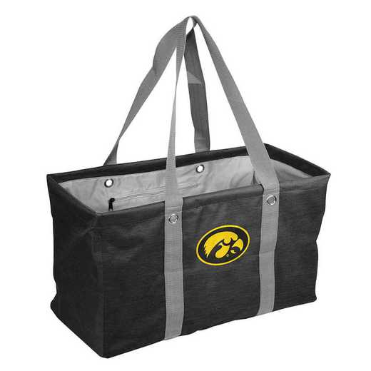 155-765-CR1: Iowa Crosshatch Picnic Caddy