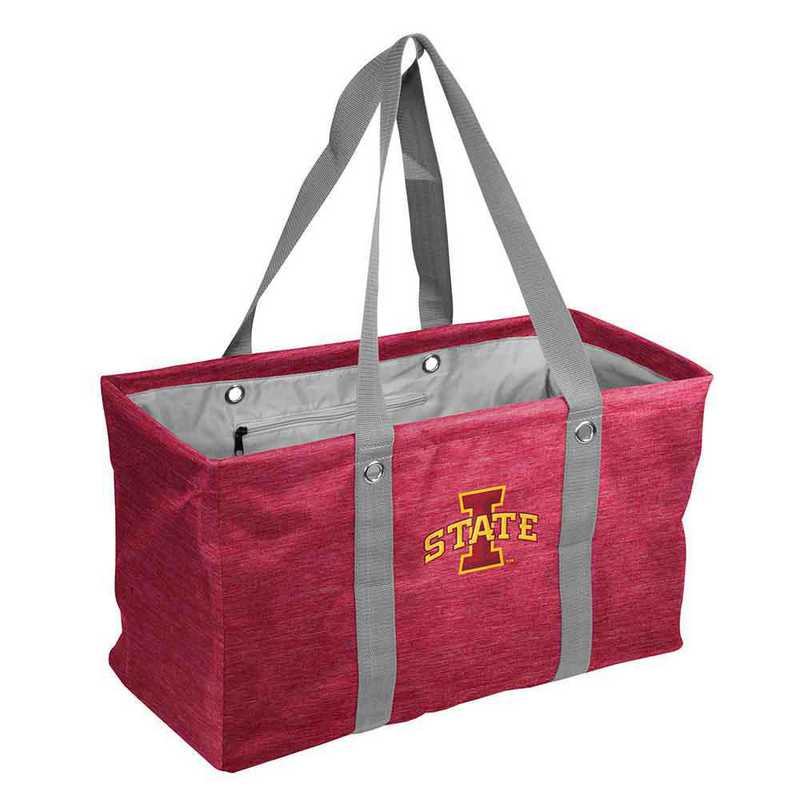 156-765-CR1: IA State Crosshatch Picnic Caddy