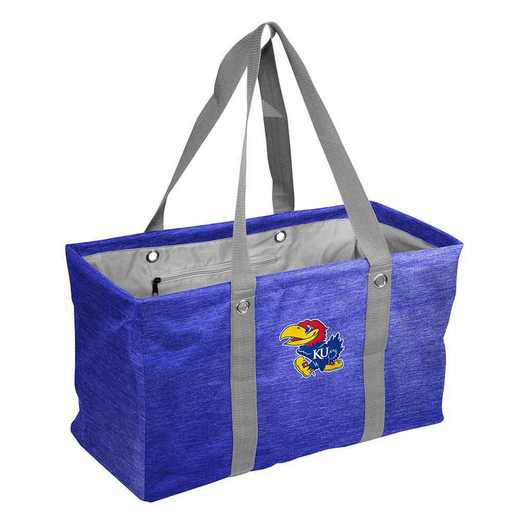 157-765-CR1: Kansas Crosshatch Picnic Caddy