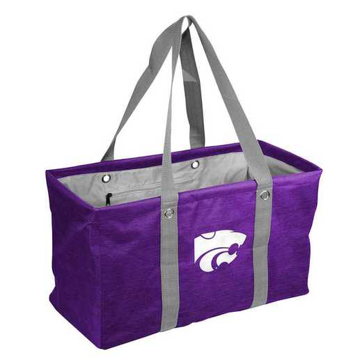 158-765-CR1: KS State Crosshatch Picnic Caddy