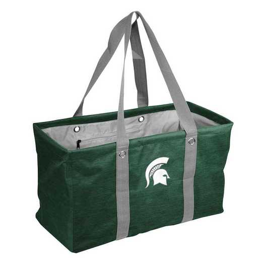 172-765-CR1: MI State Crosshatch Picnic Caddy
