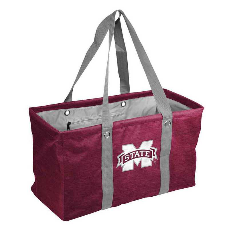 177-765-CR1: Mississippi State Crosshatch Picnic Caddy