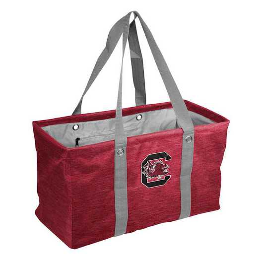 208-765-CR1: South Carolina Crosshatch Picnic Caddy