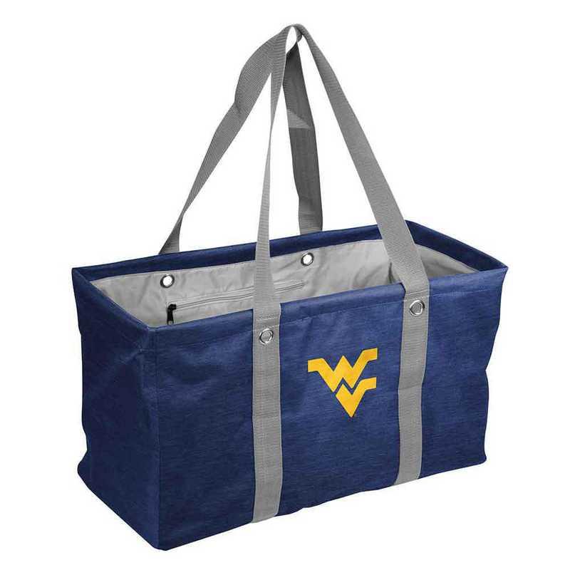 239-765-CR1: West Virginia Crosshatch Picnic Caddy