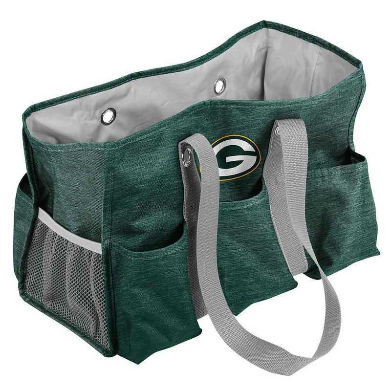 612-865-CR1: Green Bay Packers Crosshatch Jr Caddy