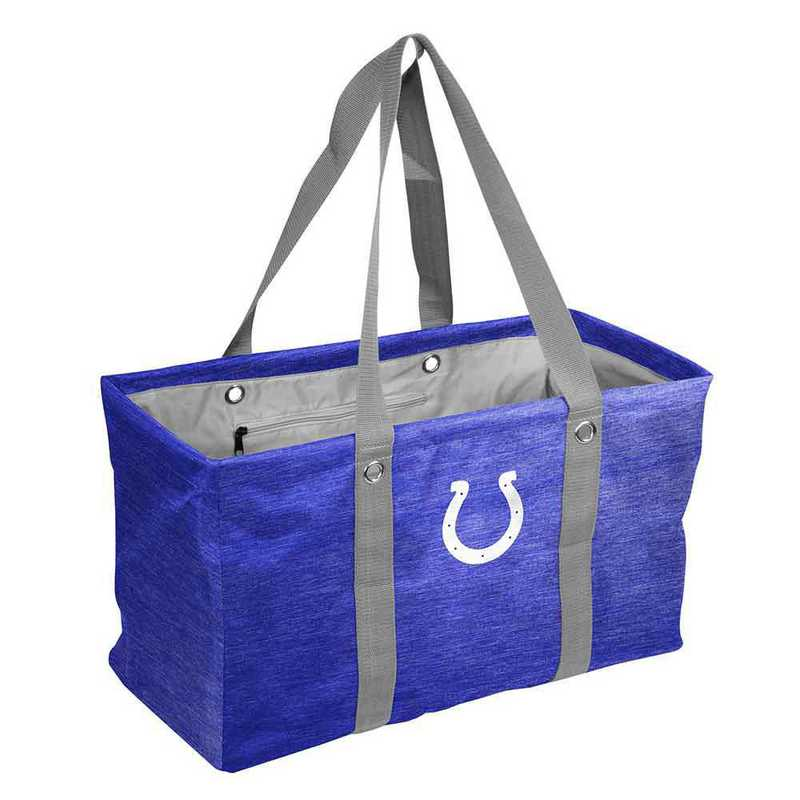 614-765-CR1: Indianapolis Colts Crosshatch Picnic Caddy
