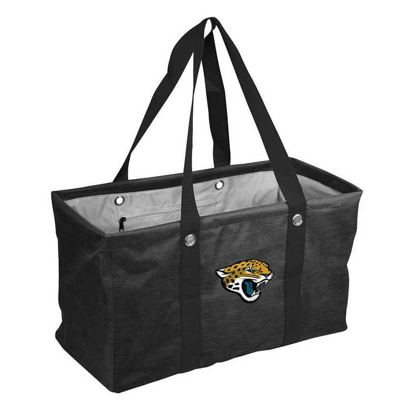 615-765-CR1: Jacksonville Jaguars Crosshatch Picnic Caddy
