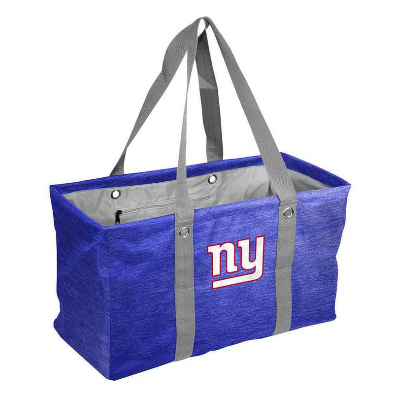 621-765-CR1: New York Giants Crosshatch Picnic Caddy