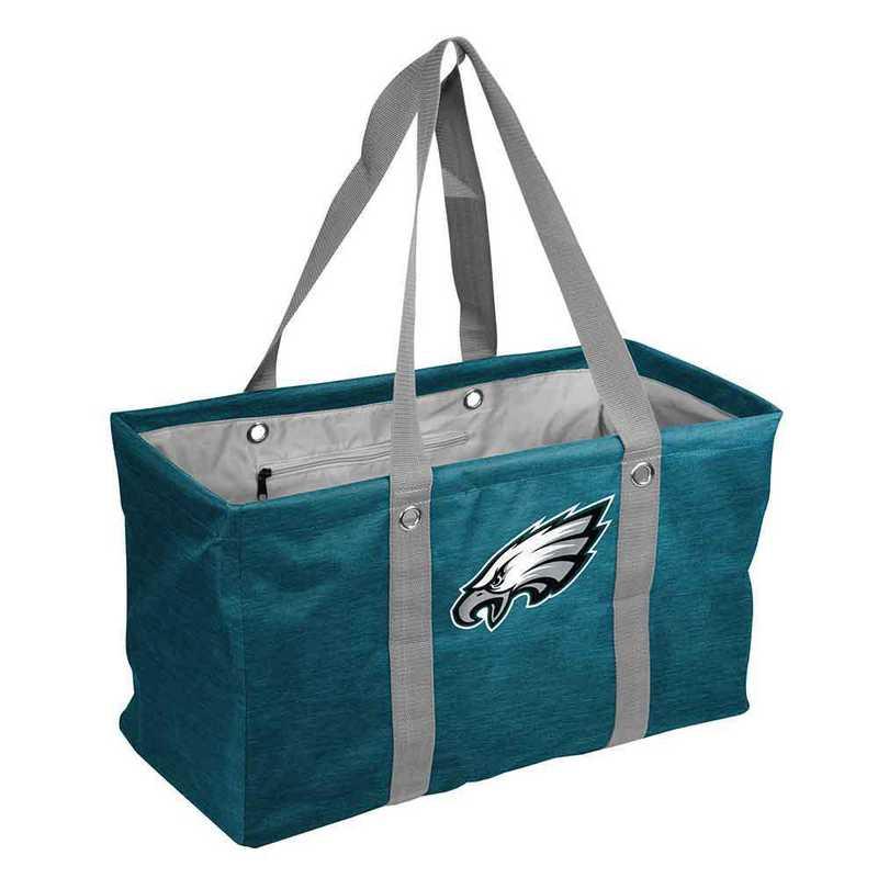 624-765-CR1: Philadelphia Eagles Crosshatch Picnic Caddy