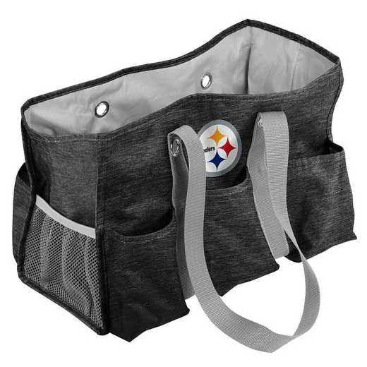 625-865-CR1: Pittsburgh Steelers Crosshatch Jr Caddy