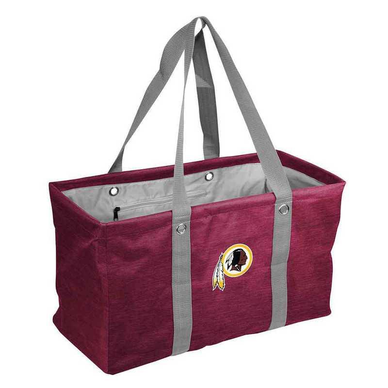 632-765-CR1: Washington Redskins Crosshatch Picnic Caddy