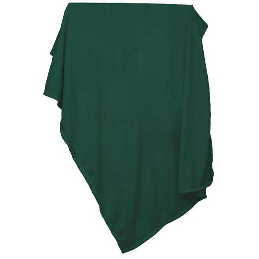 001-74-HUNTER: Plain Hunter Sweatshirt Blanket