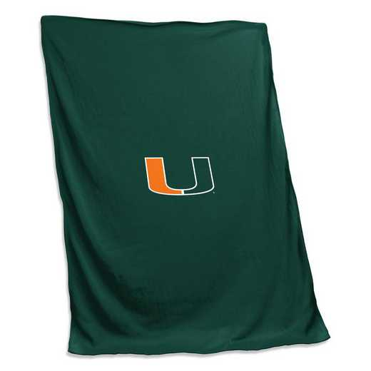 169-74: Miami Sweatshirt Blanket