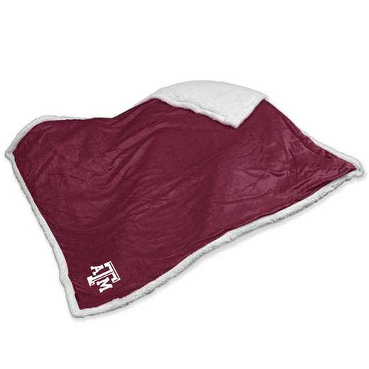 219-24: TX A&M Sherpa Throw