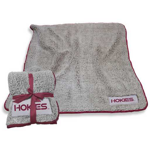 235-25F-1: Virginia Tech Frosty Fleece
