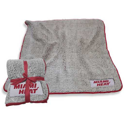 715-25F-1: Miami Heat Frosty Fleece