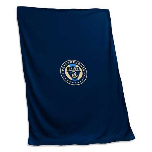 917-74-1: Philadelphia Union Sweatshirt Blanket