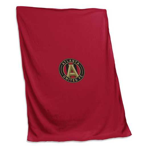 923-74S: Atlanta United Sweatshirt Blanket (Screened)