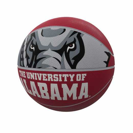 102-91FR-2: Alabama Court Official-Size Rubber Basketball