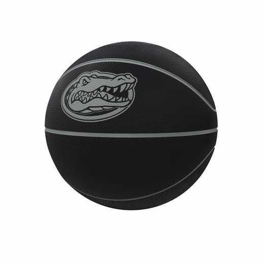 135-91FC-1: Florida Blackout Full-Size Composite Basketball