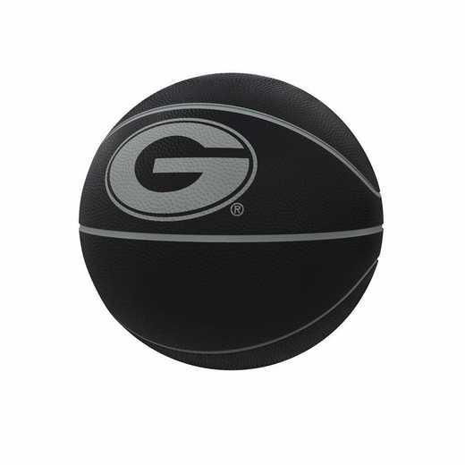 142-91FC-1: Georgia Blackout Full-Size Composite Basketball