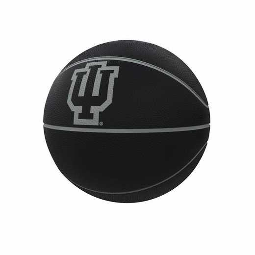 153-91FC-1: Indiana Blackout Full-Size Composite Basketball