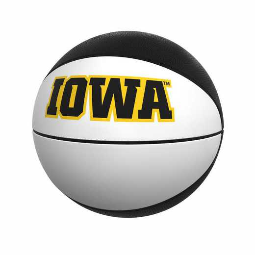 155-91FA-1: Iowa Official-Size Autograph Basketball