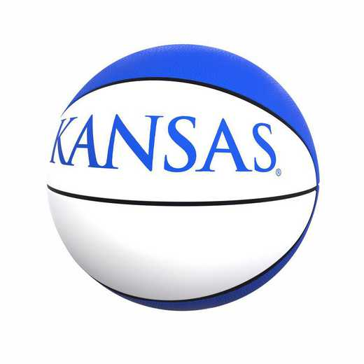 157-91FA-1: Kansas Official-Size Autograph Basketball