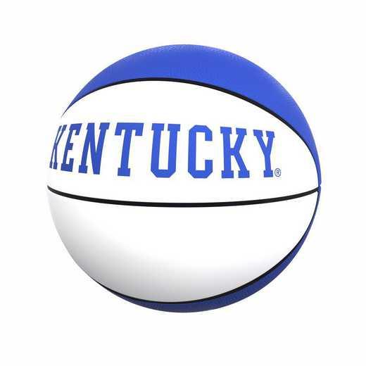 159-91FA-1: Kentucky Official-Size Autograph Basketball