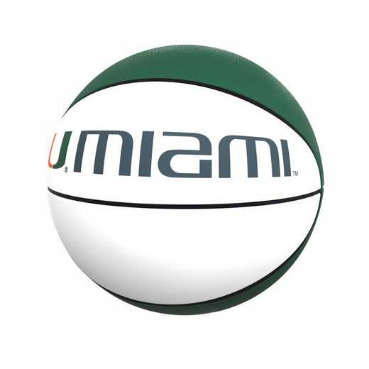 169-91FA-1: Miami Official-Size Autograph Basketball
