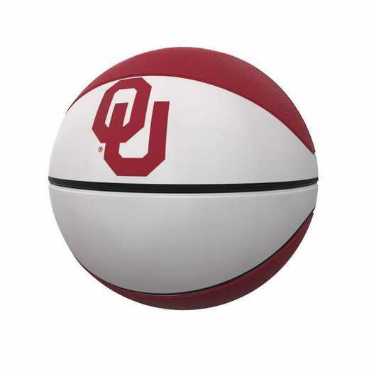192-91FA-1A: Oklahoma Official-Size Autograph Basketball