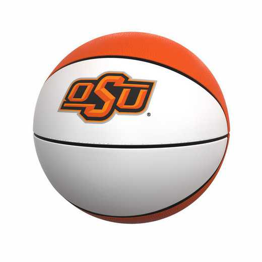 193-91FA-1: OK State Official-Size Autograph Basketball