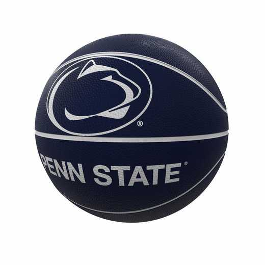 196-91FR-1: Penn State Mascot Official-Size Rubber Basketball