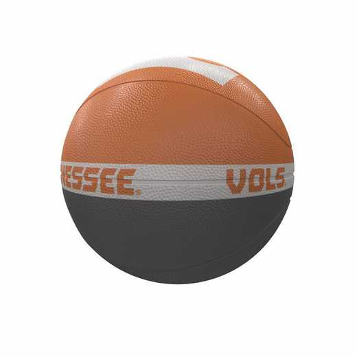 217-91FR-2: Tennessee Court Official-Size Rubber Basketball