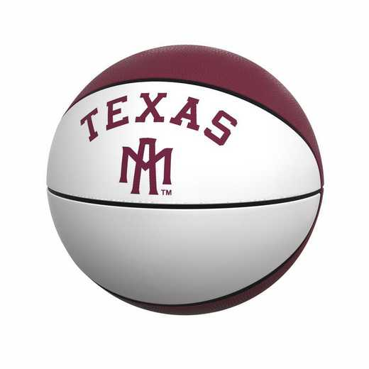 219-91FA-1: TX A&M Official-Size Autograph Basketball