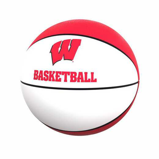 244-91FA-1: Wisconsin Official-Size Autograph Basketball