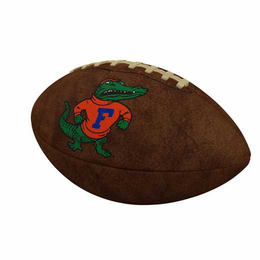 135-93FV-1: Florida Official-Size Vintage Football