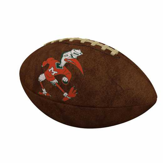 169-93FV-1: Miami Official-Size Vintage Football