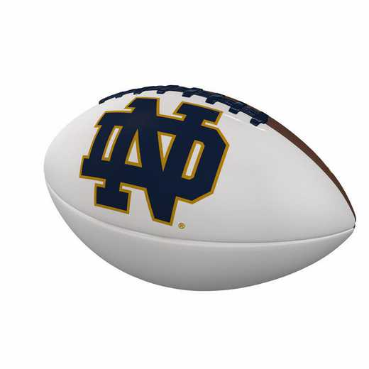 190-93FA-1: Notre Dame Official-Size Autograph Football