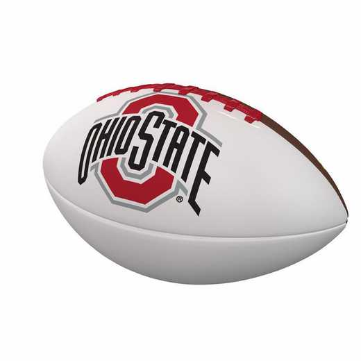 191-93FA-1: Ohio State Official-Size Autograph Football