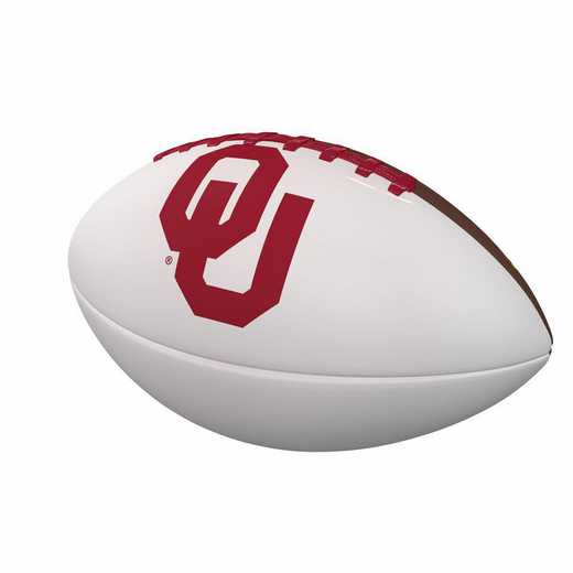 192-93FA-1: Oklahoma Official-Size Autograph Football