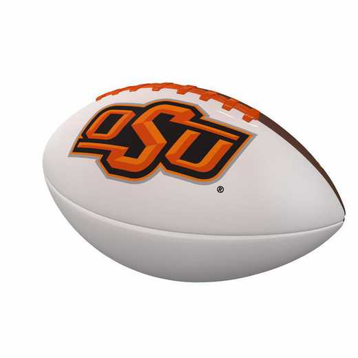 193-93FA-1: OSU Official-Size Autograph Football