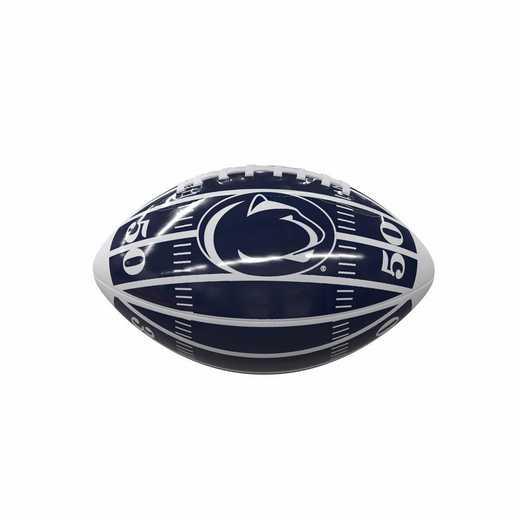 196-93MG-2: Penn State Field Mini-Size Glossy Football