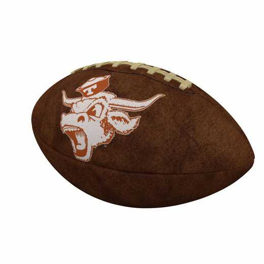 218-93FV-1: Texas Official-Size Vintage Football