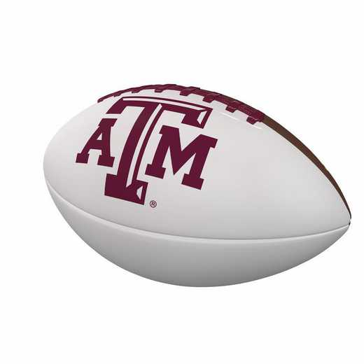 219-93FA-1: TX A&M Full-Size Autograph Football