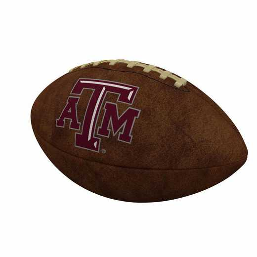 219-93FV-1: TX A&M Official-Size Football