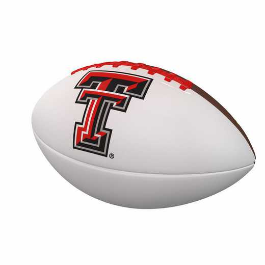 220-93FA-1: TX Tech Official-Size Autograph Football