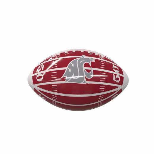 238-93MG-2: WA State Field Mini-Size Glossy Football
