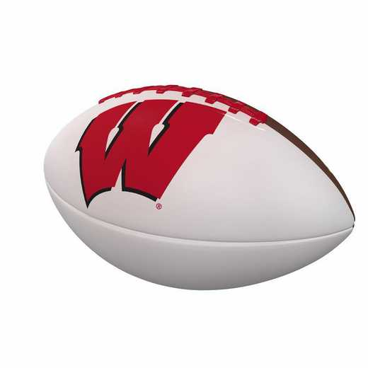 244-93FA-1: Wisconsin Official-Size Autograph Football