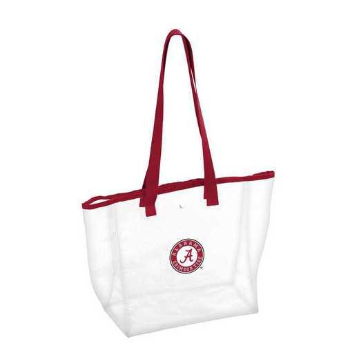 102-65P: Alabama Stadium Clear Bag